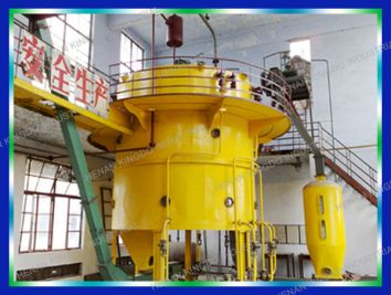 10-300 T/D Cooking Oil Extraction( rotocel extractor)  Machine
