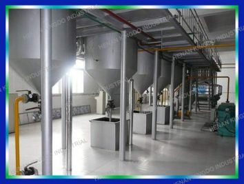Chemical Refining Equipment on Full-continuous Oil Refining Technology