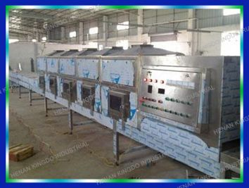 Herb extracting plant